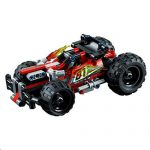 Car Toy with LEGO Technic
