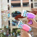Bubble Blower Gun for Kids