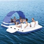 Breeze Floating Island Raft