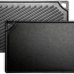 Cast Iron Reversible Grill Plate