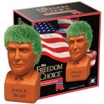 Decorative Trump Chia Head