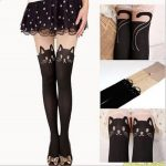 Women Socks Cat Tights