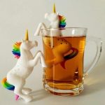 Magic Unicorn Tea Infuser